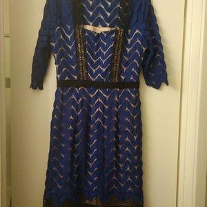 jax black label Dresses - Blue dress size 6